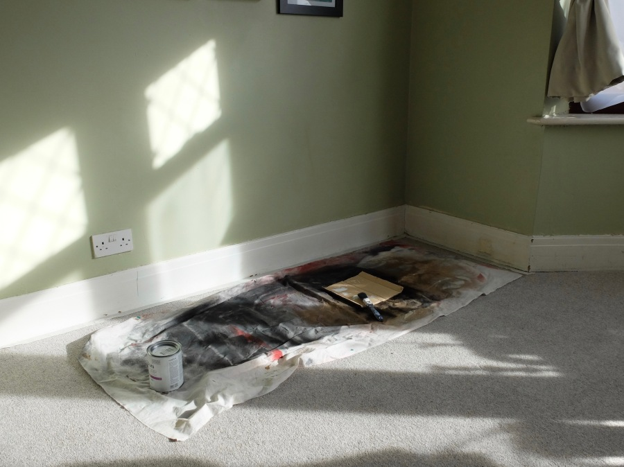 replacing front room carpet 9